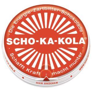 Scho-Ka-Kola, douce-amère, 100 g
