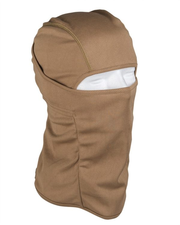 Cagoule thermo tan