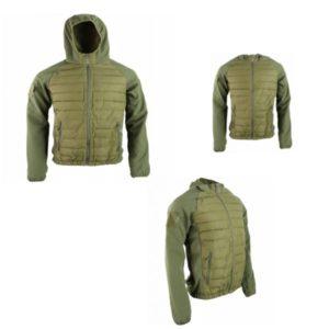 Veste matelassée venom jacket od green KOMBAT