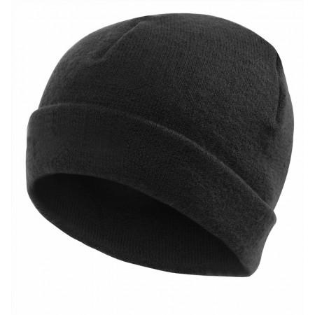 Bonnet Woolpower Cap 400 NOIR 9624